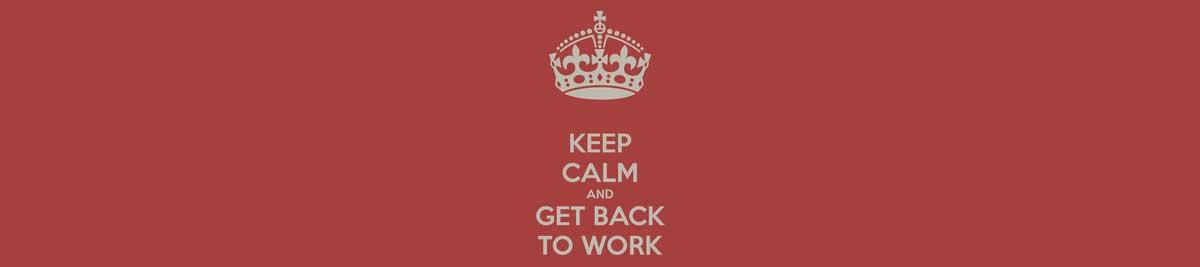 back-work